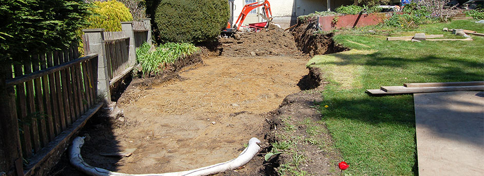 sewage system cleanup